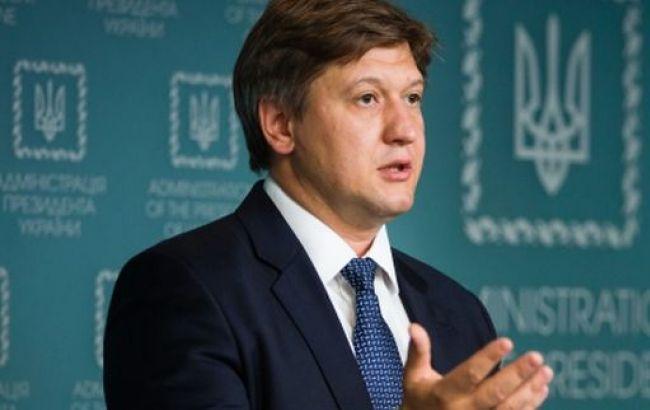 Украина готова взять большой кредит в сентябре