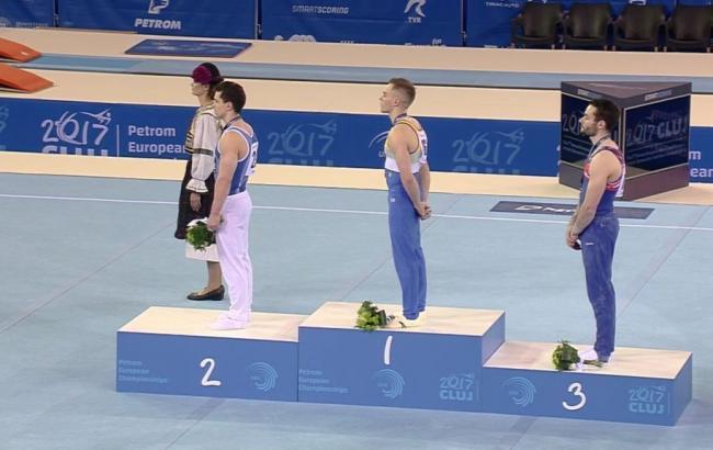 Олег Верняев стал абсолютным чемпионом Европы [ Редактировать ]