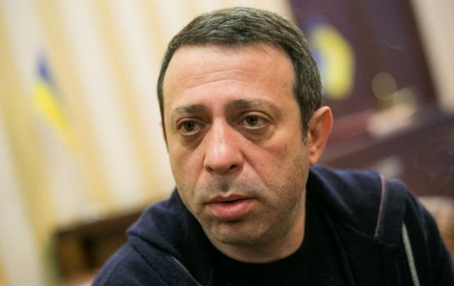 """Корбан вирішив покинути пост глави партії """"Укроп"""""""