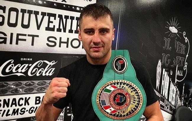 Украинец Гвоздик проведет бой заправо претендовать начемпионский титул
