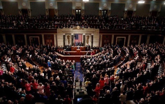 Палата представників затвердила законопроект про фінансування уряду США