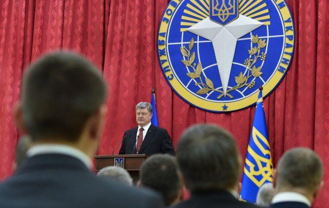 Порошенко призначив голову Служби зовнішньої розвідки