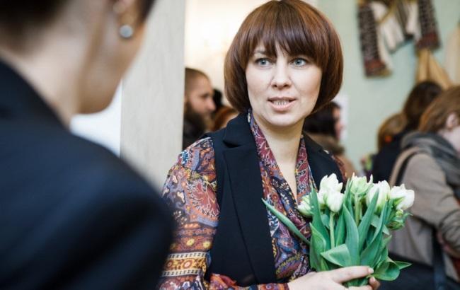Украинский дизайнер впечатлила американцев национальным колоритом