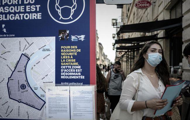 Франция вводит карантин в отдельных регионах из-за всплеска коронавируса