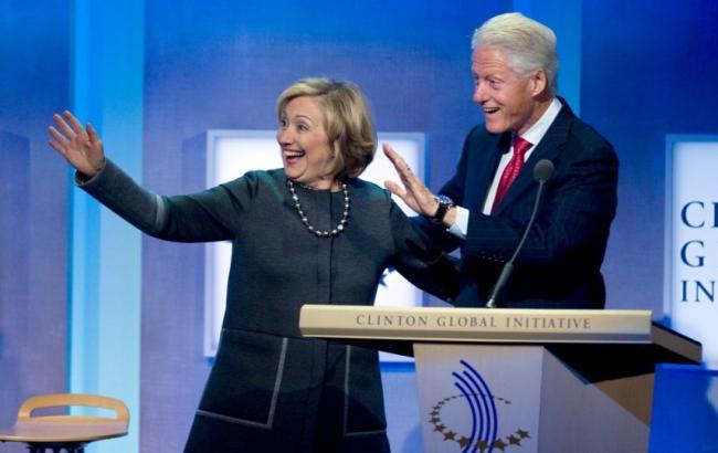 Россия спонсировала фонд Клинтонов, - New York Times