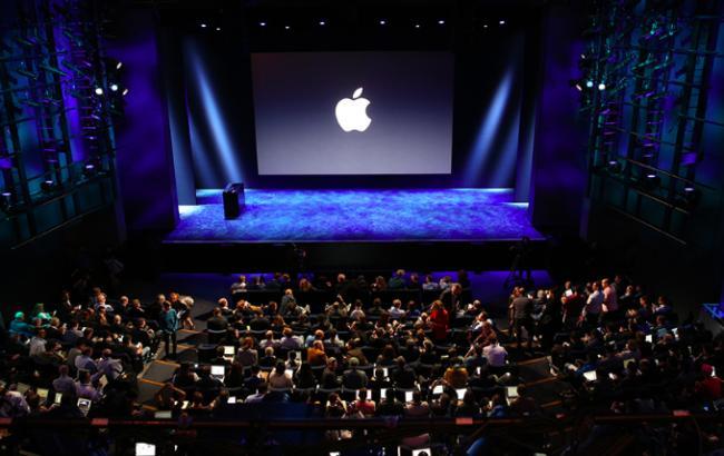 Фото: презентация Apple 27 октября