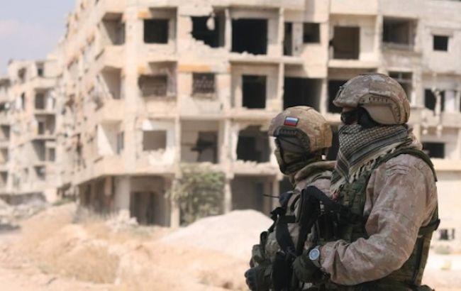 Росія в Сирії зміцнює свою військову присутність, - Reuters