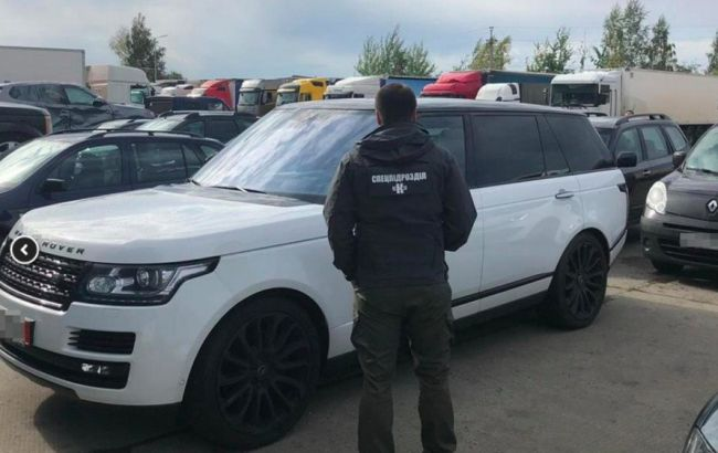 СБУ під час обшуків у Житомирській митниці викрила корупційну схему