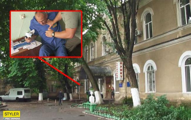 В Одесской городской больнице избили врачей: стали известны подробности инцидента