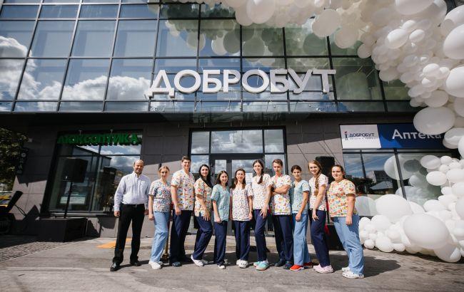 В Броварах открылась современная клиника Медицинской сети «Добробут»  с центром вертебрологии и отделением неотложной помощи