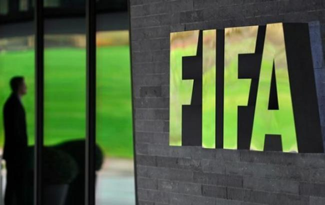 """FIFA вибачилася перед Україною за інцидент з """"російським Кримом"""""""