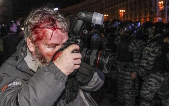 """Украина заняла первое место в мире по количеству похищенных журналистов, - """"Репортеры без границ"""""""