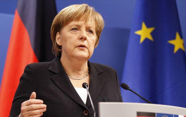 Фото: Ангела Меркель висловилася щодо терміну Brexit
