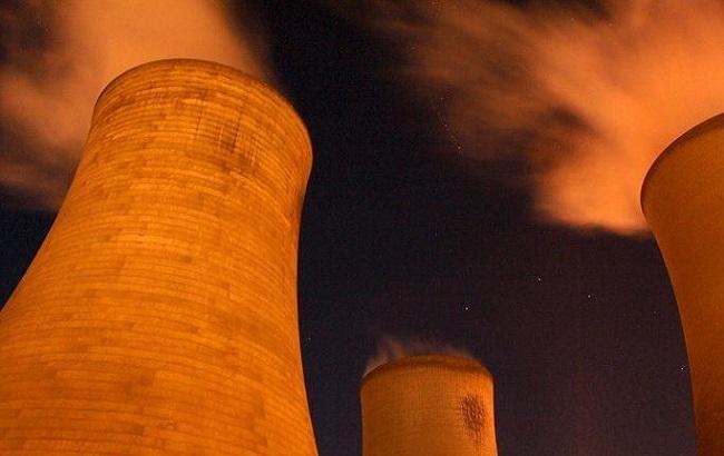 Фото: взрыв на электростанции в Китае