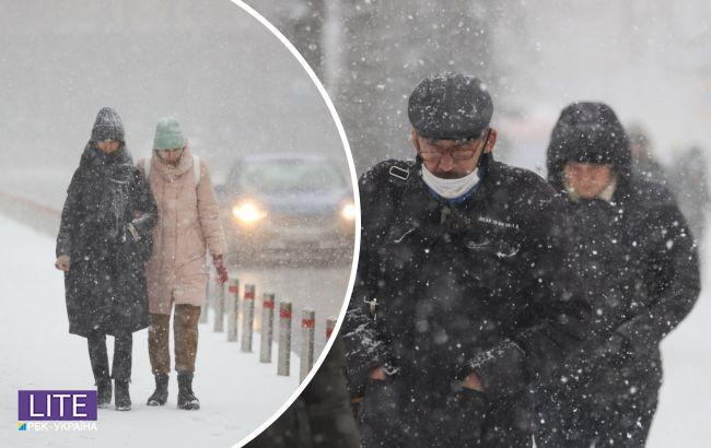 Мокрый снег и холод сменится потеплением: когда в Украину вернется солнце