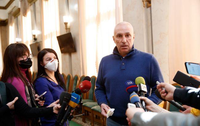Ярославский: 2 млн долларов пойдут на 450 тыс. экспресс-тестов для Харьковской области
