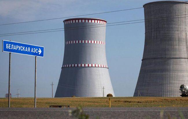 БелАЕС призупинила вироблення електроенергії