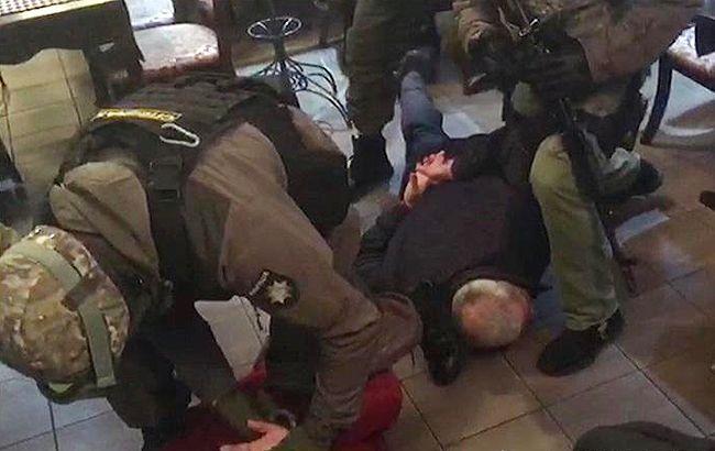 """В Киеве полиция накрыла """"сходку"""" криминальных авторитетов"""