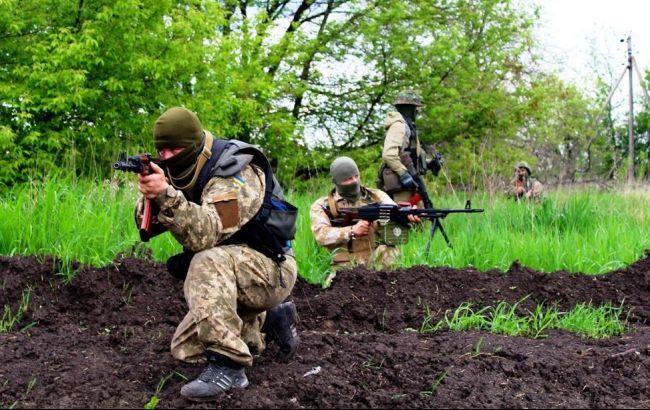 ВЛНР пропала группа украинских разведчиков