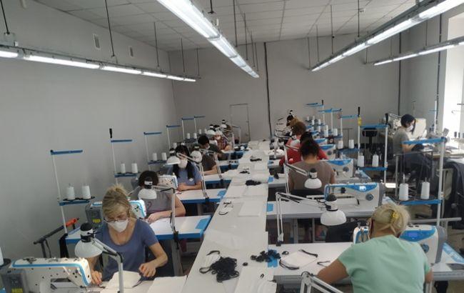 RGC Production екстрено запустив виробництво захисних масок