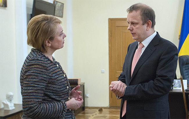 Украина ведет консультации со страной-председателем Совета ЕС по закону об образовании