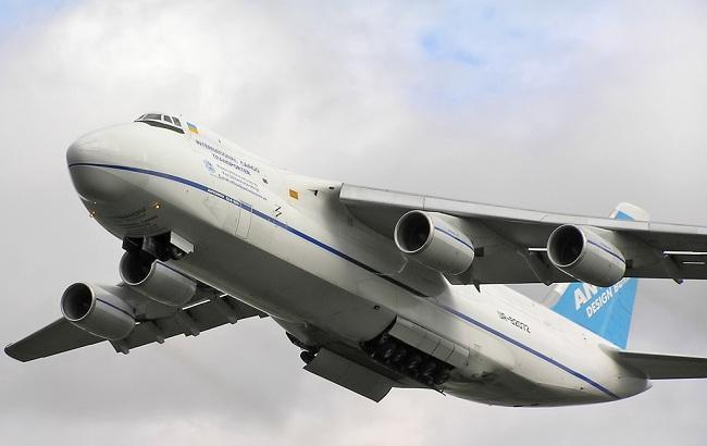 Украинский самолет установил рекорд во времени