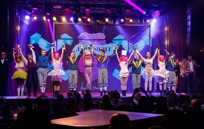 """Театр танца """"Форсайт"""" вновь удивил зрителей новыми постановками (фото)"""