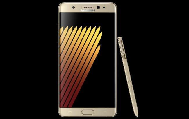 Фото: Samsung Galaxy Note7 скоро з'явиться в роздрібній мережі України (прес-служба компанії)