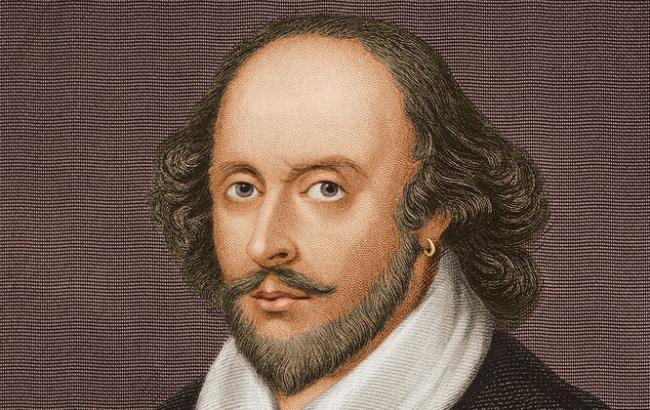 Фото: Уильям Шекспир (belrynok.com)