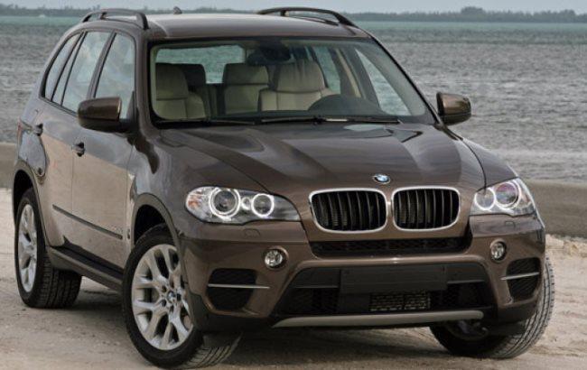 Фото: BMW X5 (autoblog.com)