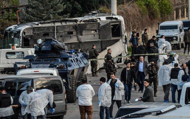 В Турции произошел взрыв, есть жертвы