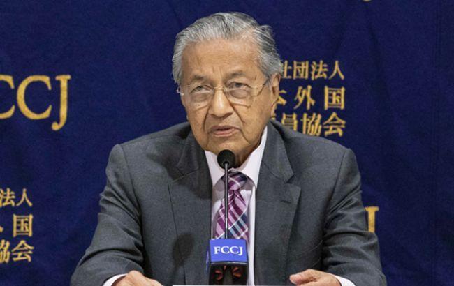 Прем'єр Малайзії закликає Трампа піти у відставку