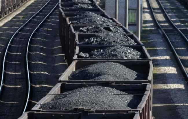 У Маріуполі розвантажили 36 тис. т вугілля з Австралії