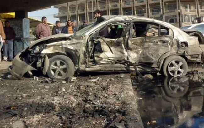 Фото: очередной теракт произошел в столице Ирака
