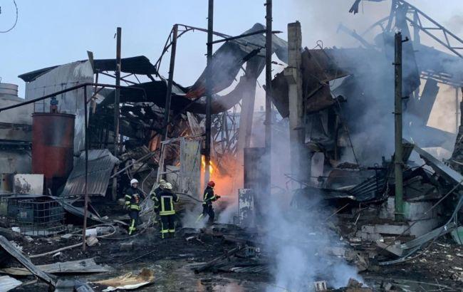 У Харкові стався вибух на підприємстві, є загиблий і потерпілий