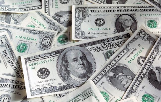 Нацбанк ослабил курс гривны кдоллару практически на60 копеек