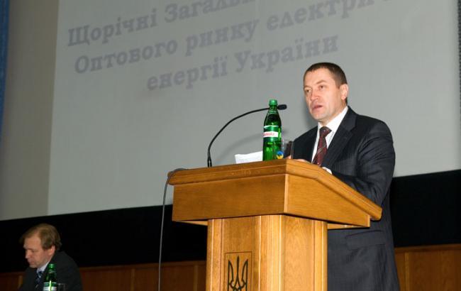 """""""Енергоринок"""" у першому кварталі 2015 р. закупив електроенергії на 11,9 млрд грн"""