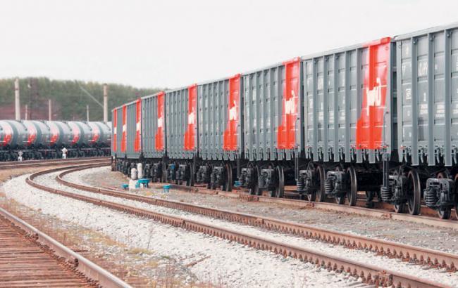 Погрузка иперемещение потерритории Украинского государства грузовых вагонов русских перевозчиков воспрещены