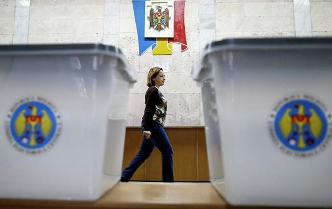 Фото: выборы в Молдове