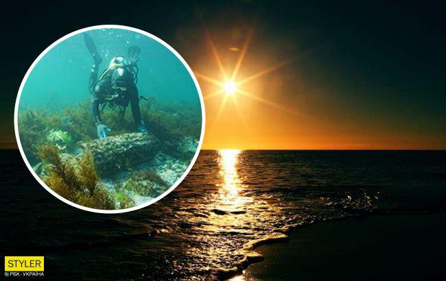 Археологи обнаружили на дне Черного моря затопленный город