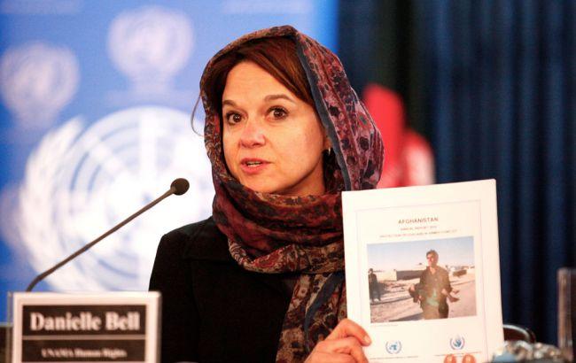 ООН заявила про рекордне число жертв серед мирного населення в Афганістані