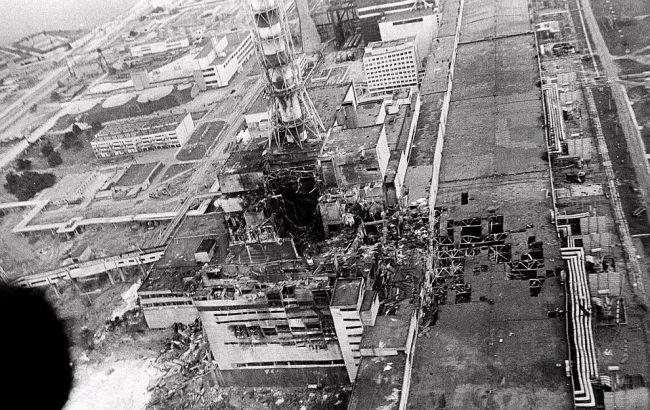 Фото: 30 років тому сталася аварія в Чорнобилі на ЧАЕС