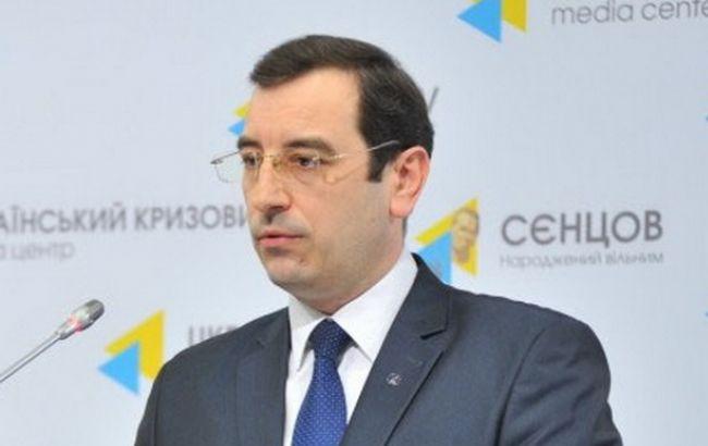 Фото: начальник управління ГУР Вадим Скібіцький