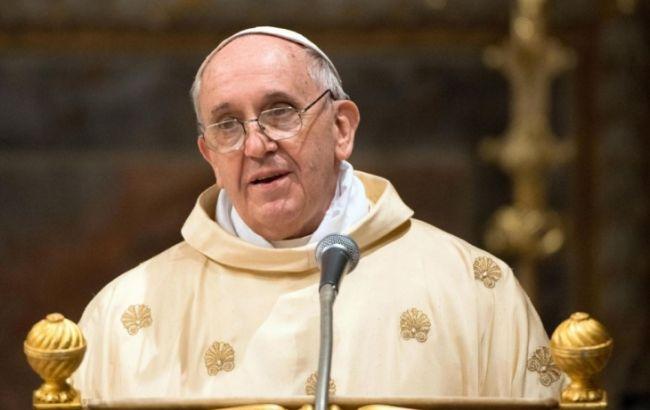 Папа Римский создал Комитет пораспределению пожертвований для Украины