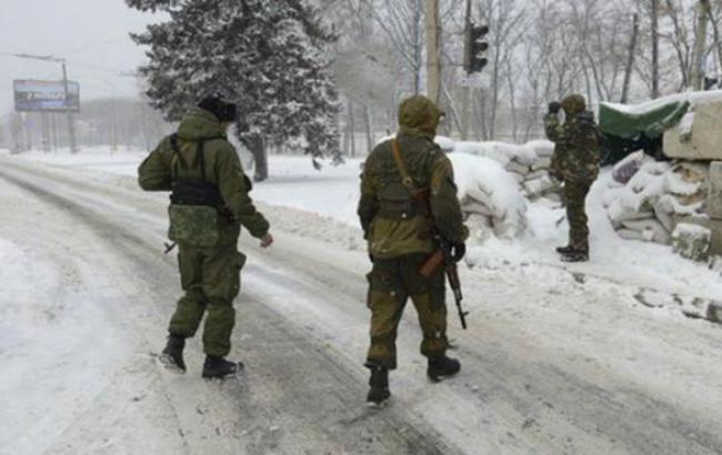 Бойовики припинили атаки під Маріуполем, - ІО