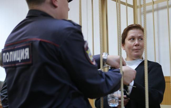 Фото: Наталія Шаріна, директор Бібліотеки української літератури в Москві