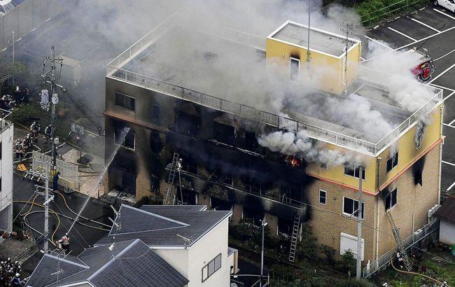Число жертв пожара в Японии превысило 30
