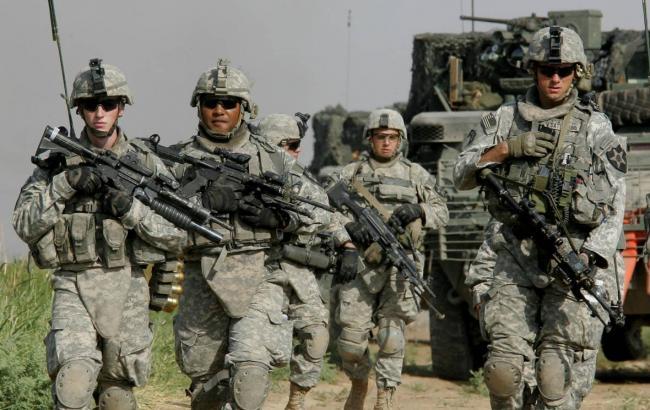 Фото: американские военные проведут тренировки для 780 украинских военных