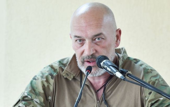 Фото: заступник голови МінАТО Георгій Тука