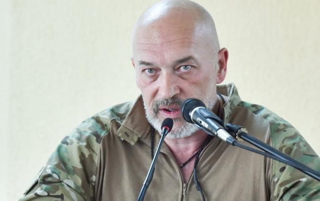 Фото: Георгій Тука прокоментував концепцію відновлення Донбасу